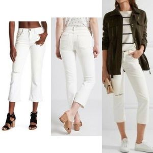 CURRENT/ELLIOTT • cropped kick Jean